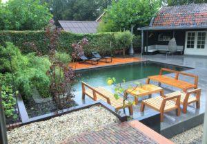 LilyPond Natuurlijk Zwembad